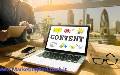 Come creare contenuti di valore in 4 mosse strategiche